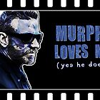 Murphy Loves Me (Yes He Does) [iPad / Phone cases / Prints / Clothing / Decor] by Didi Bingham