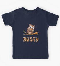 Dusty Owl Kinder T-Shirt
