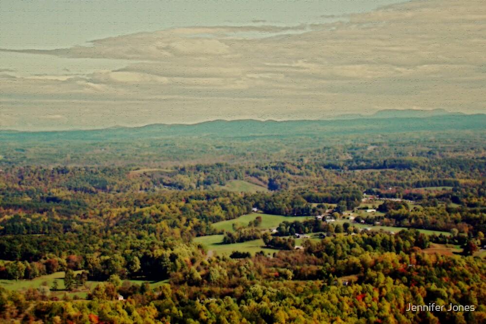 Fancy Gap Virginia by Jennifer Jones