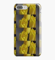 Yellow Tulips 6 iPhone 7 Plus Case