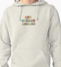 rex orange county colorful bubbles Pullover Hoodie