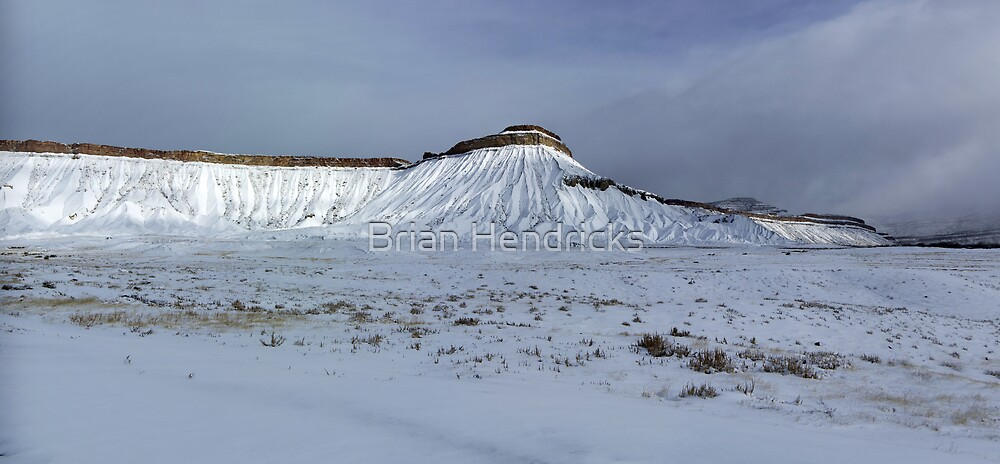 Mt. Garfield, Grand Junction, CO by Brian Hendricks