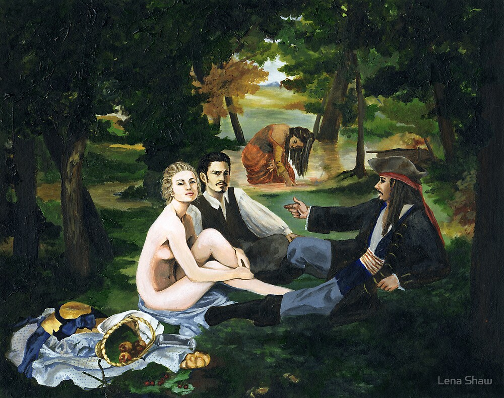 The Significance of Manet's Large-Scale Masterpiece 'The Luncheon on The Grass'