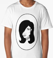 Liner Girl Long T-Shirt
