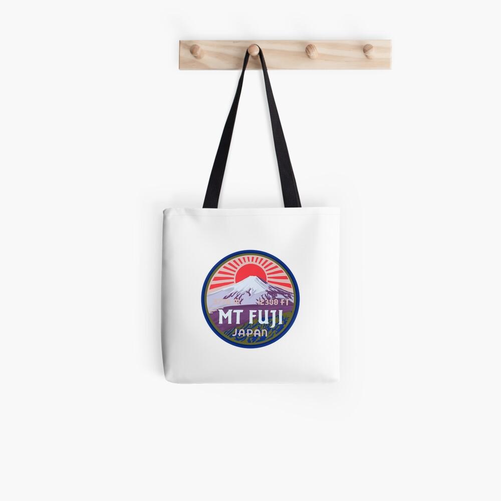Mount Fuji, Japan Art Tote Bag