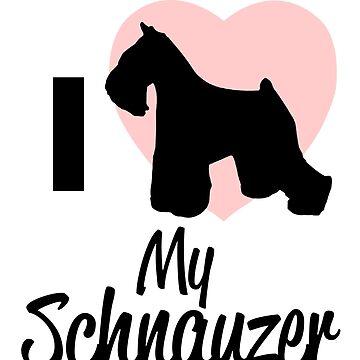 I love my SCHAUZER by izikil