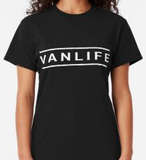 Camiseta clásica VANLIFE