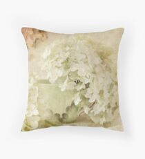 In That Still Time..... Throw Pillow