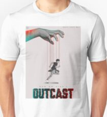 Outcast poster 2 Slim Fit T-Shirt