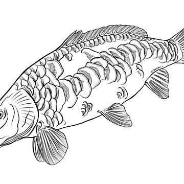 predators unisex t shirt by slashgrafik redbubble Goonch Catfish tartopom by slashgrafik