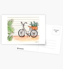 my old bicycle  Postcards