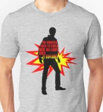 Rory Williams Exploded the Universe Unisex T-Shirt