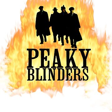 Peaky Blinders by milkodur
