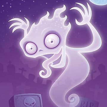 Ghostie by fizzgig