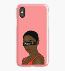 Melanin Poppin' iPhone Case