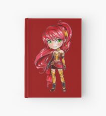 Pyrrha Nikos Chibi Hardcover Journal