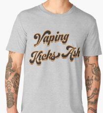 Ω VAPE | Vaping Kicks Ash  Men's Premium T-Shirt