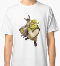 Shrek and Donkey Classic T-Shirt