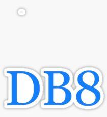 Db8 sticker Sticker