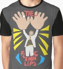 The flaming lips - big hands Graphic T-Shirt