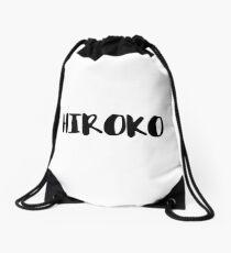 Hiroko Drawstring Bag