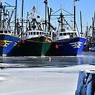 Deep Freeze #1 _fishing boats! by Poete100