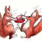 Squizzles by Liesl Yvette Wilson