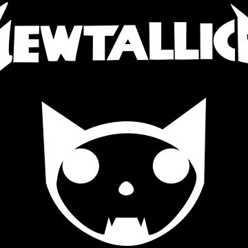 Mewtallica by Eniac