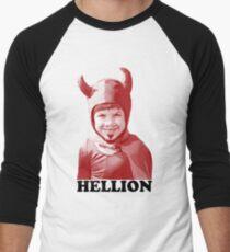 Hellion  Men's Baseball ¾ T-Shirt