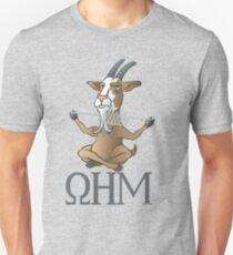 Ω VAPE Shirt | OHM Goat Unisex T-Shirt
