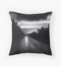 MURKY [Throw pillows] Throw Pillow