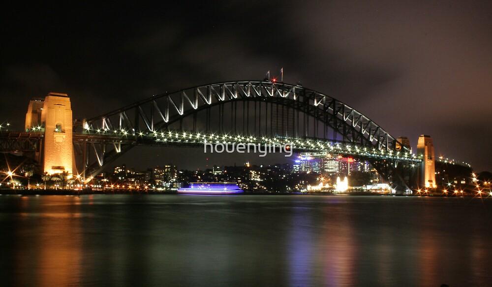 Sydney night - 5 by houenying