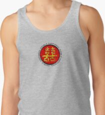 Double Happiness Chinese Symbol for Wedding Tank Top