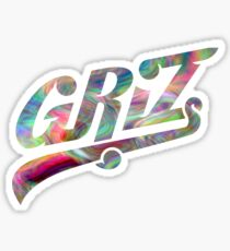 Griz Logo Sticker