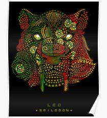 Leo - Smilodon Poster