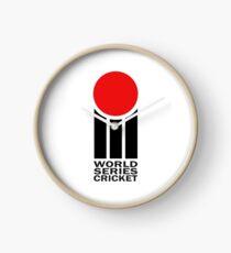 World series Cricket Merchandise Clock