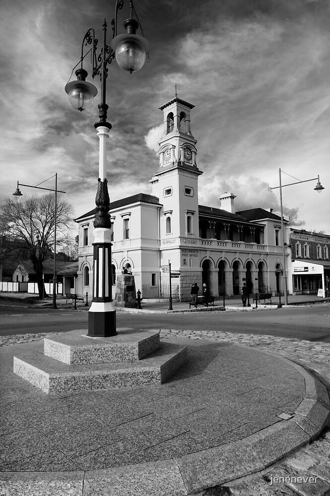 Beechworth Streetscape by jenenever