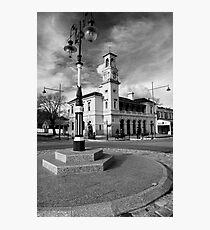 Beechworth Streetscape Photographic Print