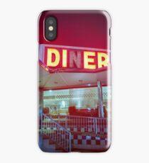 Old Diner iPhone Case