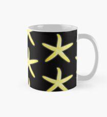 Yellow Starfish Mug