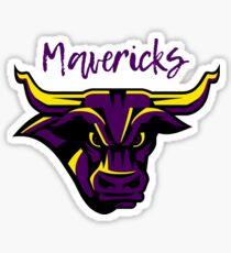 University of Minnesota - Mankato Mavericks Sticker