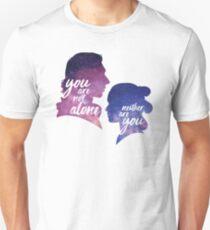 Camiseta unisex Reylo - No estás solo | Tampoco lo son ustedes