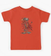 Epic Vincent Valentine Portrait Kids Clothes