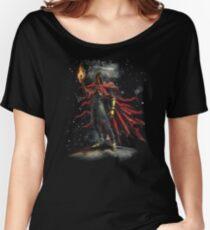 Epic Vincent Valentine Portrait Women's Relaxed Fit T-Shirt