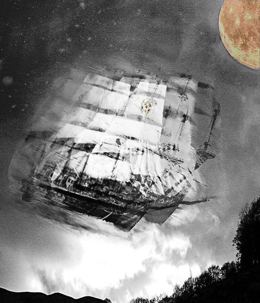 The Brigantine by milton