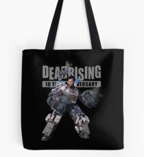 dead rising - to see what's happening on street Tote Bag