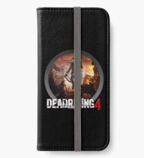 dead rising - to see what's happening on street iPhone Wallet/Case/Skin