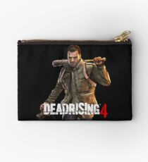 dead rising - to see what's happening on street Studio Pouch