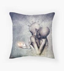 Souvenirs We Never Lose Throw Pillow