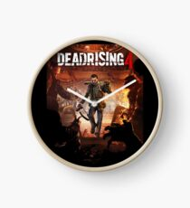 dead rising - to see what's happening on street Clock